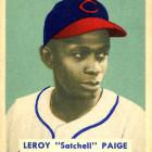 Satchel Paige card