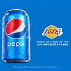 Lakers and Pepsi