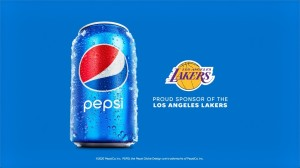 Lakers and Pepsi